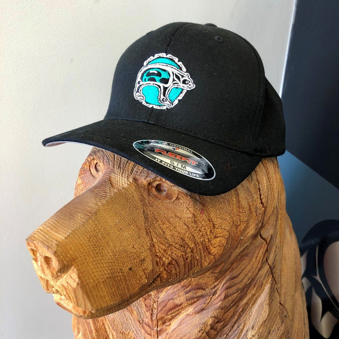 Spirit Bear Coffee Co. Flex Fit Ball Cap
